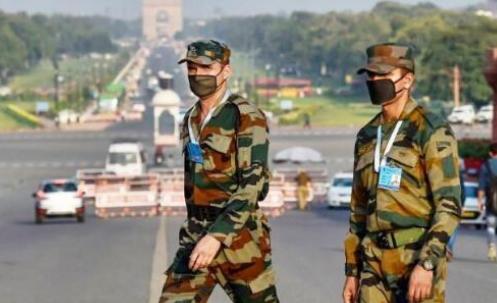 印度军队近2万人感染新冠,已有35人死亡