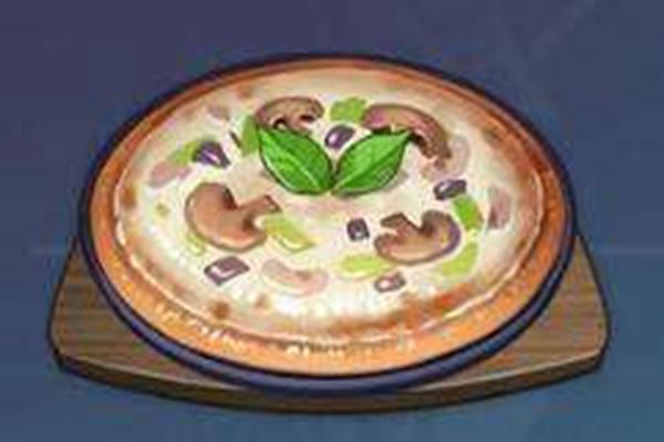 原神烤蘑菇披萨有什么用? 原神烤蘑菇披萨怎么做