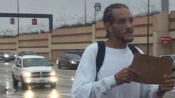 前NBA球员街头乞讨是怎么回事?已与精神疾病斗争多年