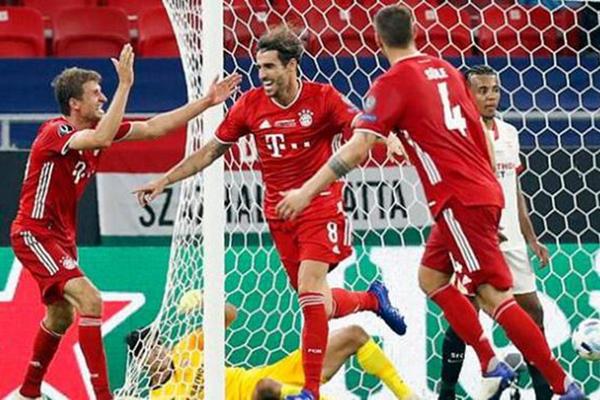 欧洲超级杯,拜仁,塞维利亚