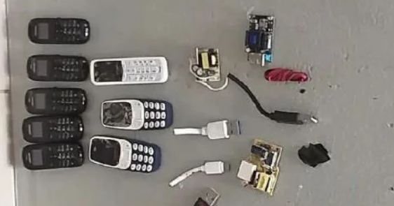 男囚体内藏8部手机,最离谱的是他居然安然无恙