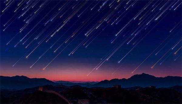 10月将迎五大天象,准备好欣赏猎户座流星雨了吗?