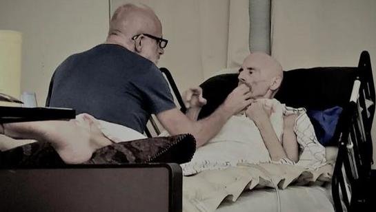 艾滋病治愈后癌症却复发,直到最后一刻来临前他依然在抗争