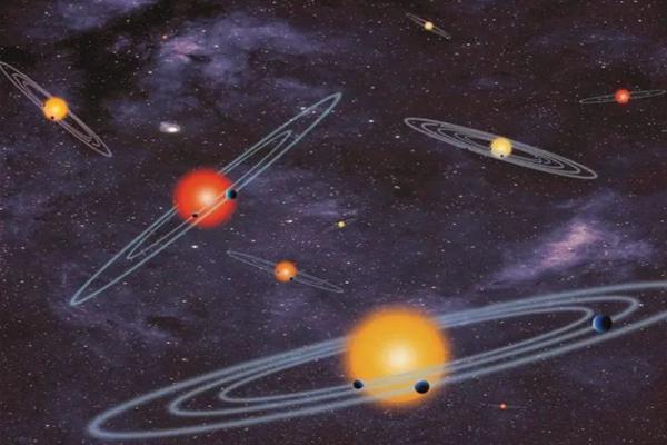 美德科学家发现24颗超宜居星球!网友:问题是咋去?