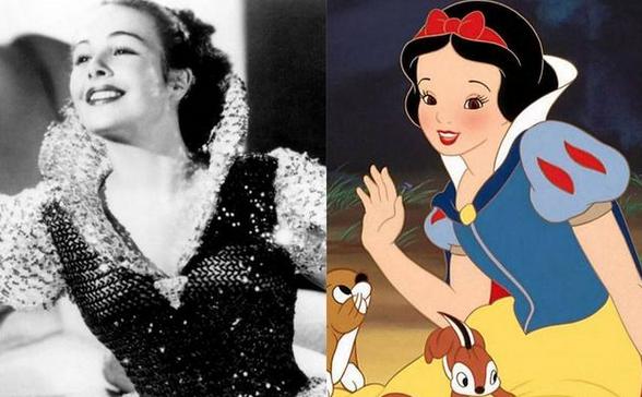 白雪公主原型去世,步入100岁仍然在坚持跳舞