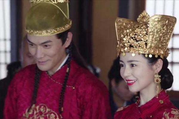 萧家两姐妹大婚,电视剧燕云台,燕云台