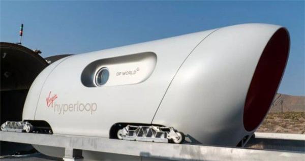 全球首辆胶囊列车载人测试成功,有望2030年之前正式投产