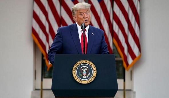 特朗普称巴黎协定旨在扼杀美国经济,拜登宣称上台后将重新加入协定