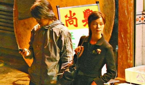 周星驰曝分手原因,于文凤被指与另一名男子逛街