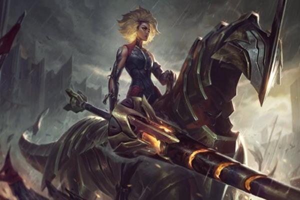LOL英雄联盟S11新英雄芮尔技能曝光_ 能抗能打的芮尔详细介绍