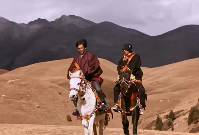 以为丁真在西藏,丁真,四川小伙丁真