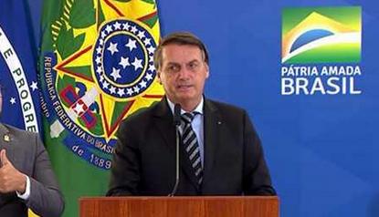 巴西总统不信口罩能防病毒,并表示坚决不打新冠疫苗