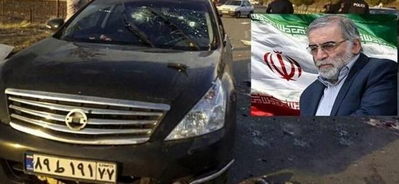 伊朗曝光核科学家遭暗杀细节,整个暗杀过程通过遥控远程武器完成