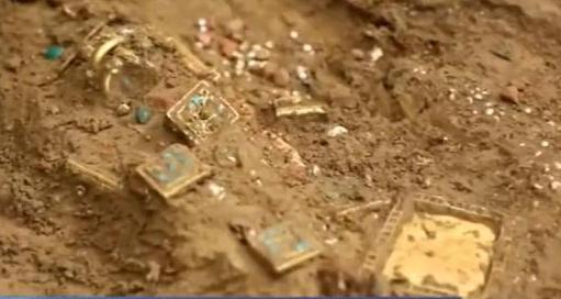 九层妖塔原型古墓被发掘,网友感叹鬼吹灯小说诚不我欺
