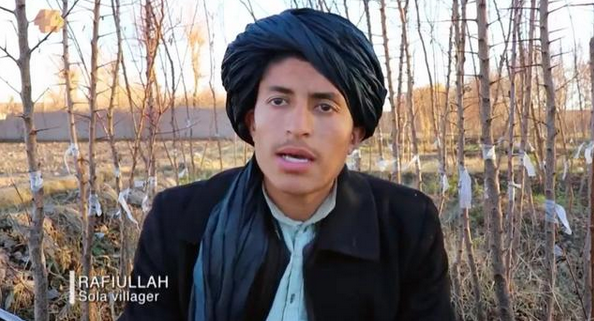 阿富汗村民回忆澳军暴行,父亲与哥哥在所谓军事行动中被枪杀