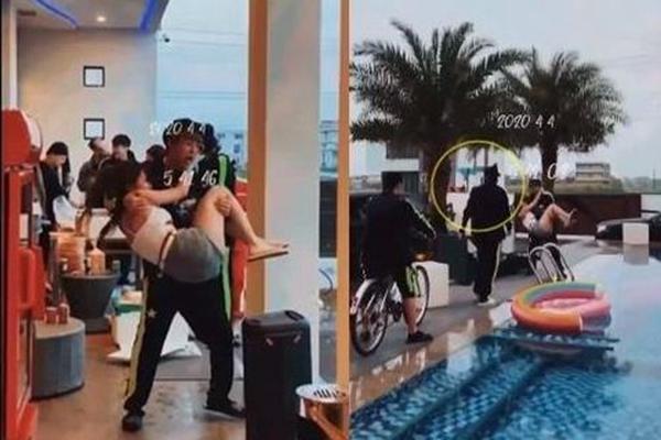罗志祥违建泳池被举报,官方回应限期30天自行拆除