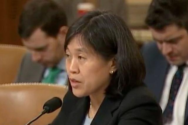 拜登将提名美籍华人任贸易代表,凯瑟琳·戴,美国贸易代表
