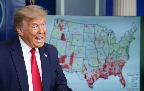 美国选出年度谎言,特朗普是当之无愧的冠军