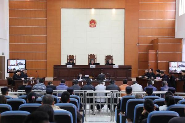 深圳宝安萧派森涉黑案一审宣判,主犯被判死刑