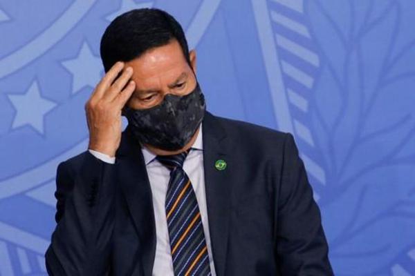 快讯!巴西副总统新冠检测结果呈阳性 目前情况如何?