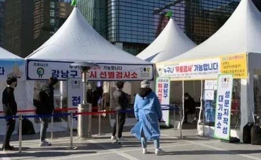 变异病毒正逼近中国,韩国确认首例变异新冠感染者
