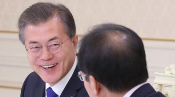 韩国总统涨工资,韩国总统工资,韩国总统