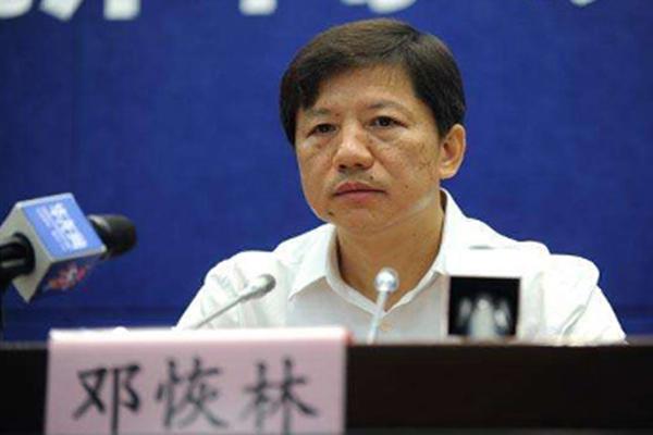 重庆市原副市长邓恢林被双开 邓恢林违法乱纪,大搞权钱交易
