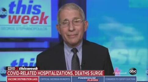 特朗普指责疾控中心夸大疫情数据,福奇:你自己去医院看看!