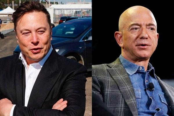 马斯克超越贝索斯成为世界首富 马斯克回应成为世界首富