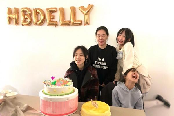 小S为大女儿15岁生日庆生 网友直呼现场布置却太寒酸