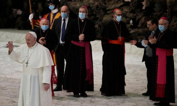 教皇私人医生因感染新冠去世,教皇方济各正准备接种疫苗