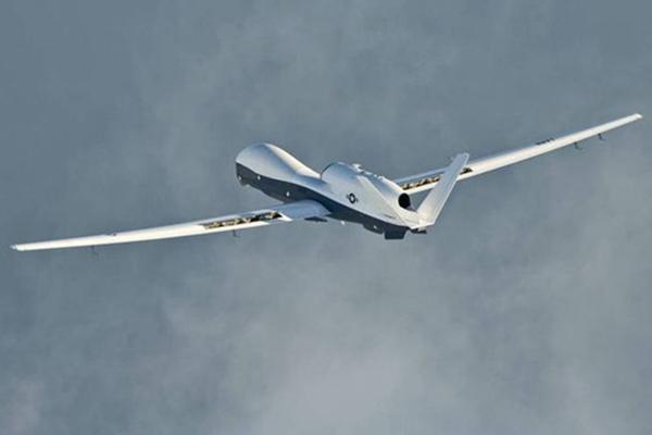 美军无人机,美军无人机侦察南海,美军侦查南海,南海战略态势感知