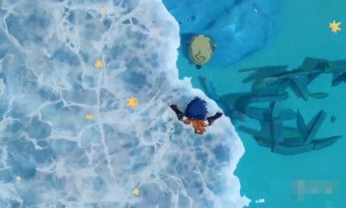 原神瑶光滩水下柱子,瑶光滩水下柱子在哪里,瑶光滩水下柱子怎么开