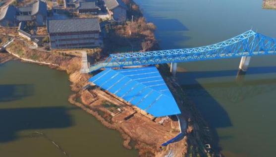 湖北现商代铸铜遗址,系迄今长江流域最大规模的发现