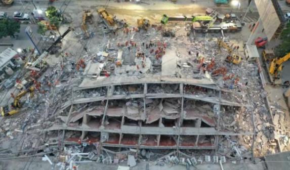 隔离酒店坍塌内幕,泉州酒店坍塌内幕,泉州酒店