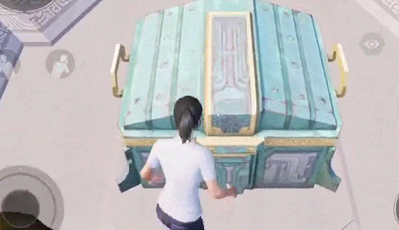 和平精英四圣降临宫殿宝箱怎么开_和平精英四圣降临宫殿宝箱开启方法