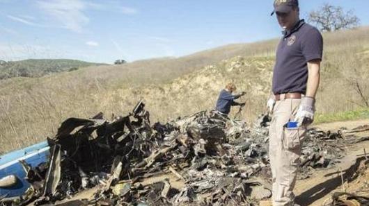 科比空难调查结果出炉,直升机驾驶员犯了个严重的错误