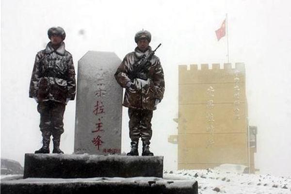 5名戍边英雄的战地誓言 致敬每一位戍边英雄