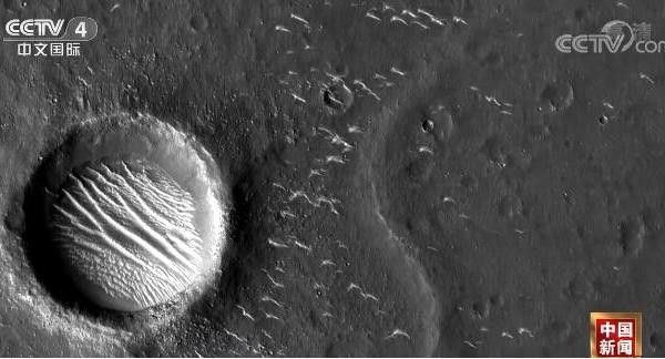 天问一号将于五月到六月着陆火星,天问一号将着陆火星,天问一号