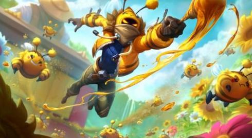 英雄联盟小蜜蜂宝典怎么升级,英雄联盟小蜜蜂宝典快速升级,英雄联盟