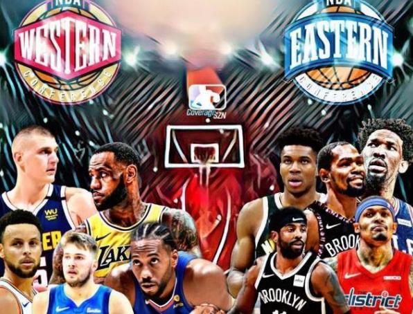 NBA全明星队长选人结束,篮网三巨头再度聚首