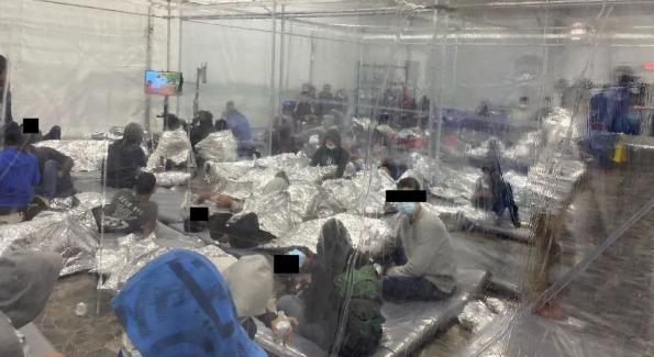 拜登政府不想让人看的照片,被媒体曝光了