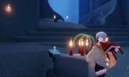 光遇禁阁新增蜡烛在哪_光遇禁阁新增蜡烛位置攻略