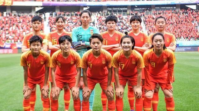 中国女足战胜韩国女足,获得晋级东京奥运会的入场券