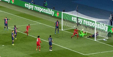 巴黎淘汰拜仁晋级欧冠四强,凭借客场进球优势打进半决赛