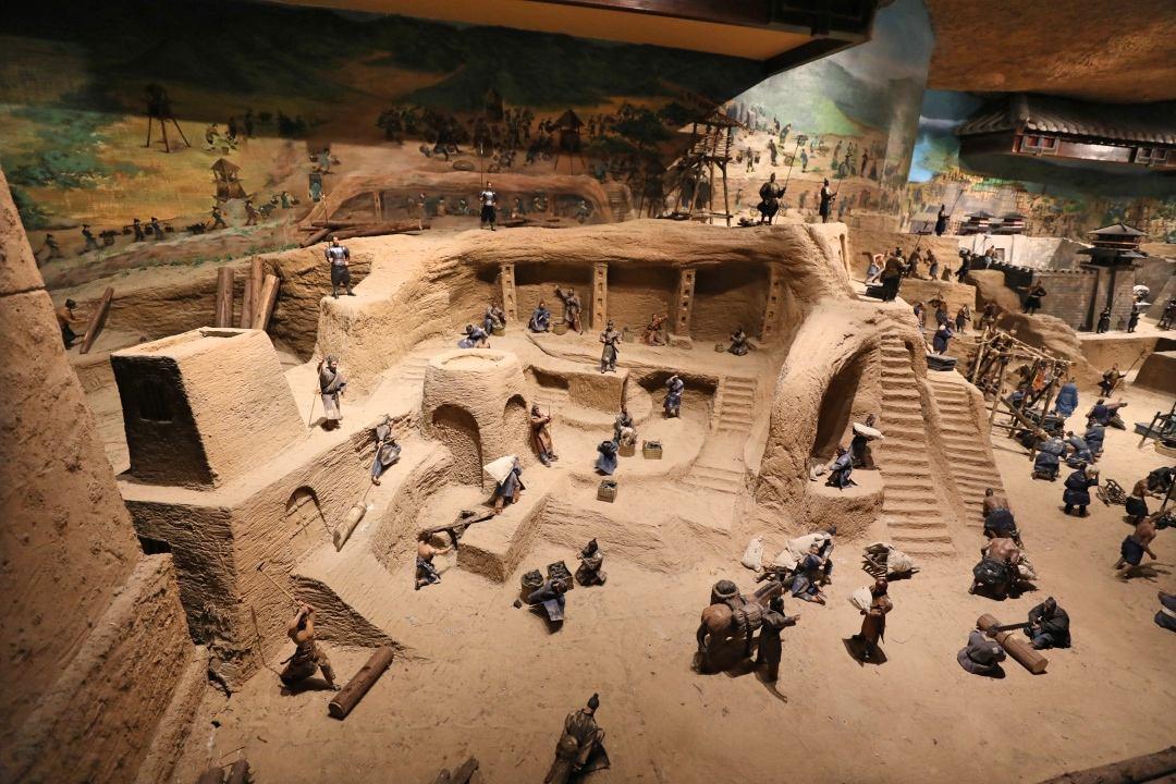 秦始皇陵墓中,可能有这几种机关,一种已被证实,最后一种最可怕