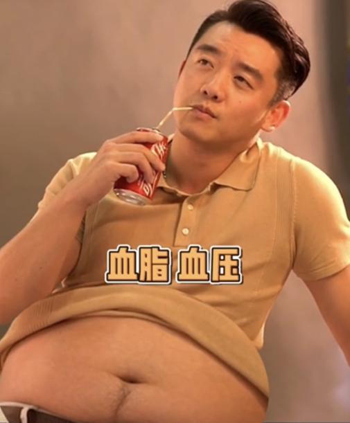 郑恺2个月胖了40斤,为了真实演绎出运动员中青年的前后反差感