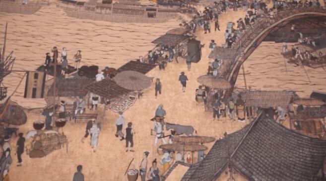 为什么宋朝这么弱却有320年的历史?