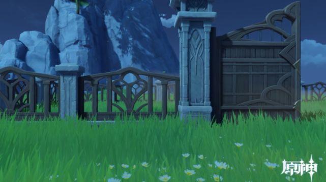 原神雕花围墙材料图纸怎么获得?原神雕花围墙建造推荐