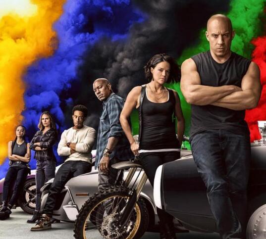 《速度与激情9》,《速度与激情9》即将上映,范·迪塞尔,约翰·塞纳
